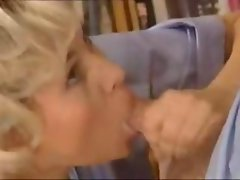 Babe SUCK EJACULATION Filthy MAN