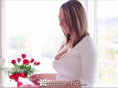 PassionHD Sizzling teens knockers bounce as she gets screwed wild