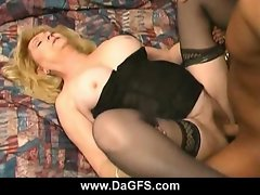 Chesty attractive mature Banged brutal at the motel