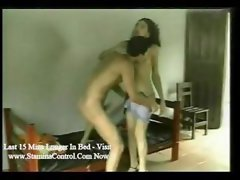 Latino hunk bangs and banged by shemale