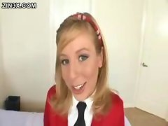 Schoolgirl Point of view 4, Episode 5 Chastity Lynne