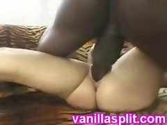 White Whore Gets Drilled by BBC