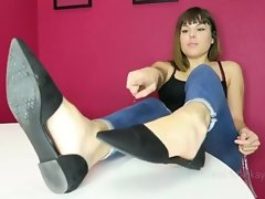 Dirty Flats, Dirty Feet, and Dirty Talk  Princess Mackayla