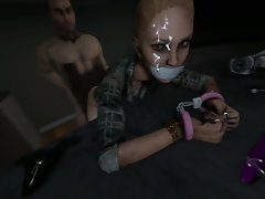 KATE DENSON HANDCUFFED [SH4DE117 MADE IT I JUST MADE IT LONGER]