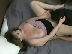 Mom has affair with her son