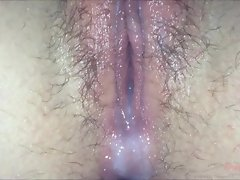 My 18 year aged Sex partner gets fucked missionary and takes a yam-sized internal ejaculation