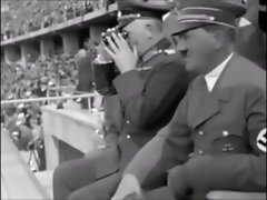 Adolf Hitler takes it in the naughty ass