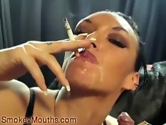 Keira smoking bj 2