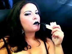 alexxxya pipe smoking compilation