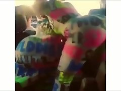 Amber Rose and Blac Chyna Twerk to Alhan Thomas - Display Me How u Dances