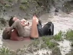Mud Grappling Texas