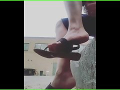 Foot worship - Getting off training lesson 4