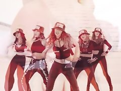 4minute - Wild Gonzo Psychedelic Kpop Remix
