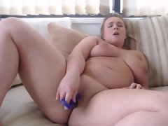 English kinky Fatty Mel with immense donk and kinky wishes