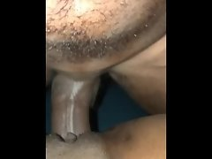 Inexperienced BBC Young Black Teenager